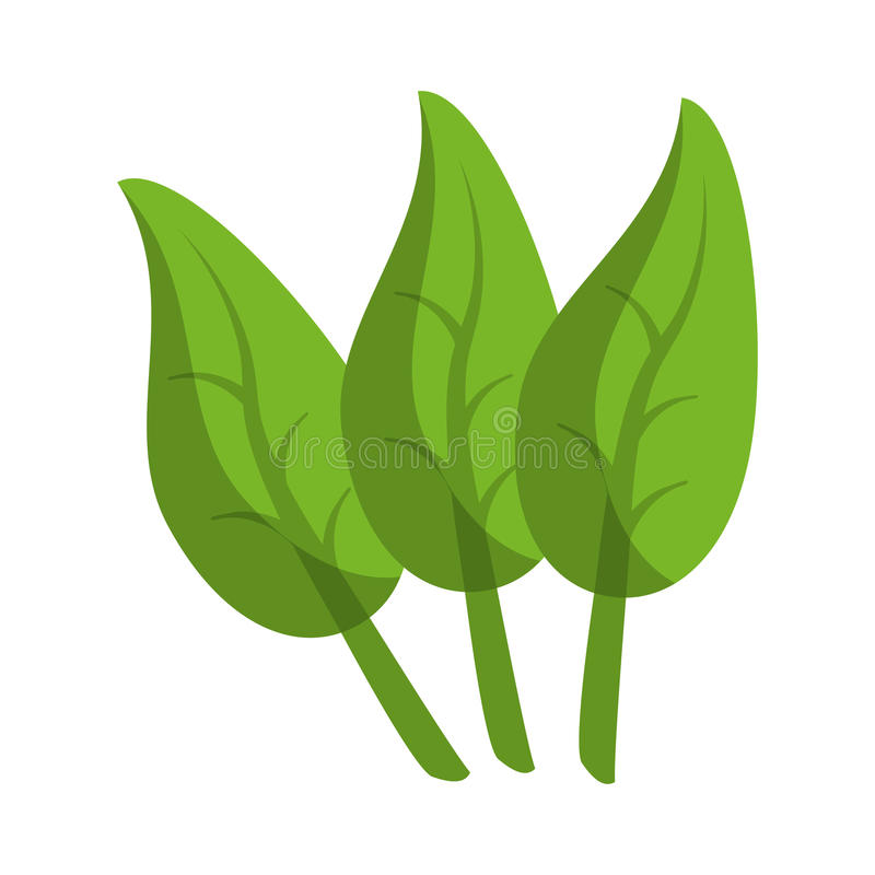 Healthy Food Vegan Symbol Stock Vector Illustration Of Restaurant