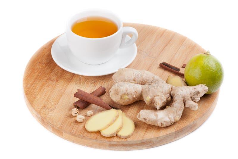Download Healthy ginger tea stock image. Image of ingredient, medicine - 30982121
