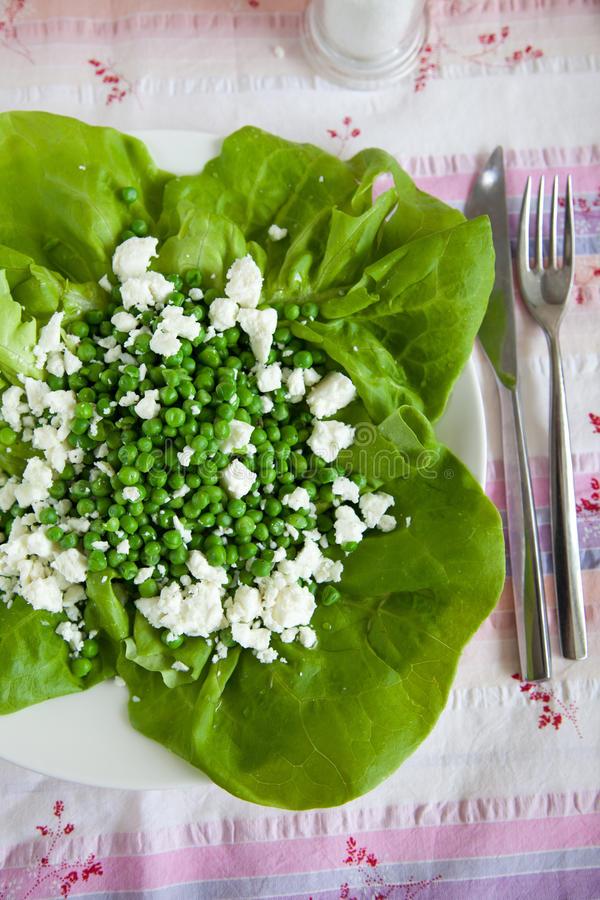 Healthy greens stock images