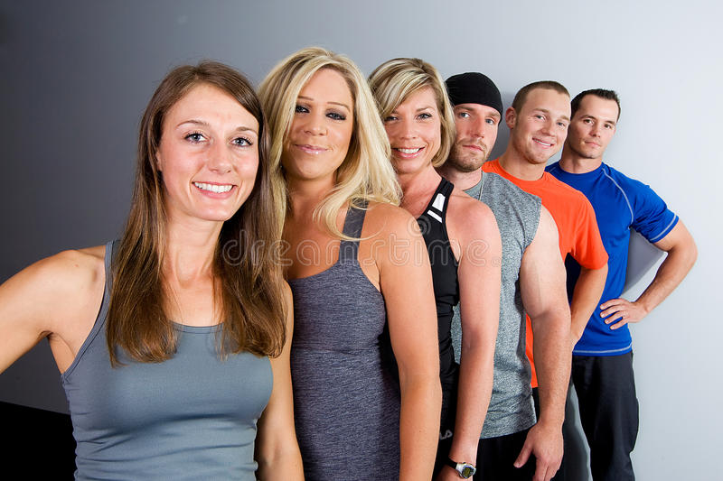 Download Healthy Group stock photo. Image of lifestyle, group - 20350792