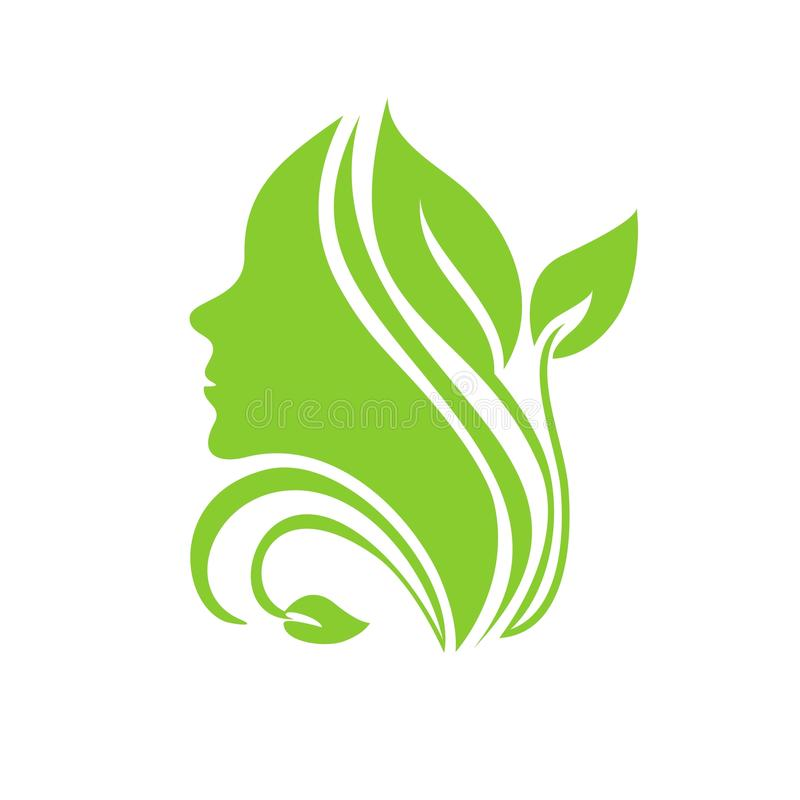 Healthy Hair. Please look at my other logos (icons