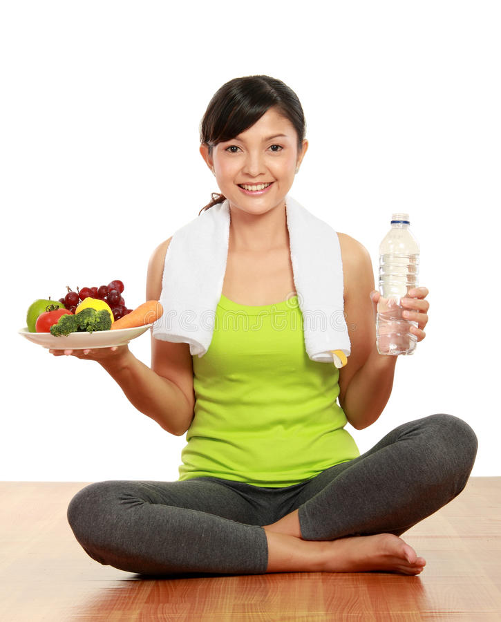 Free Healthy Lifestyle Balance Royalty Free Stock Photography - 23364967