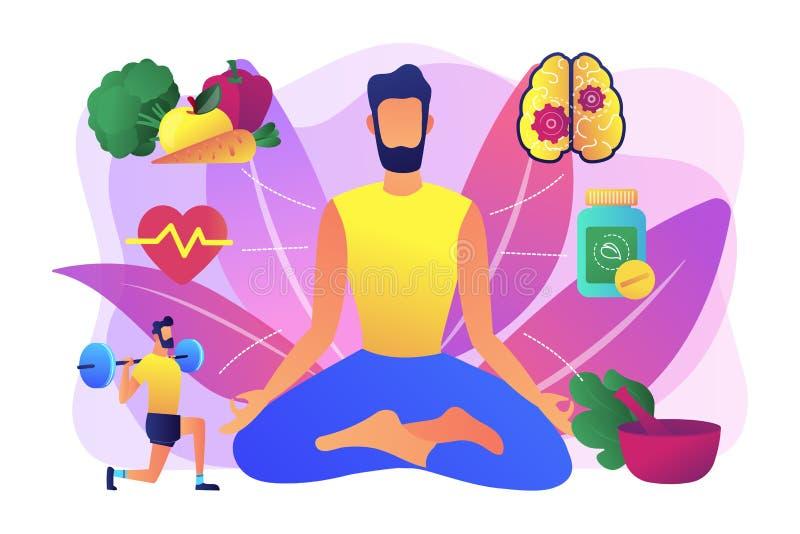 Holistic Wellness Stock Illustrations 2 901 Holistic Wellness Stock Illustrations Vectors Clipart Dreamstime