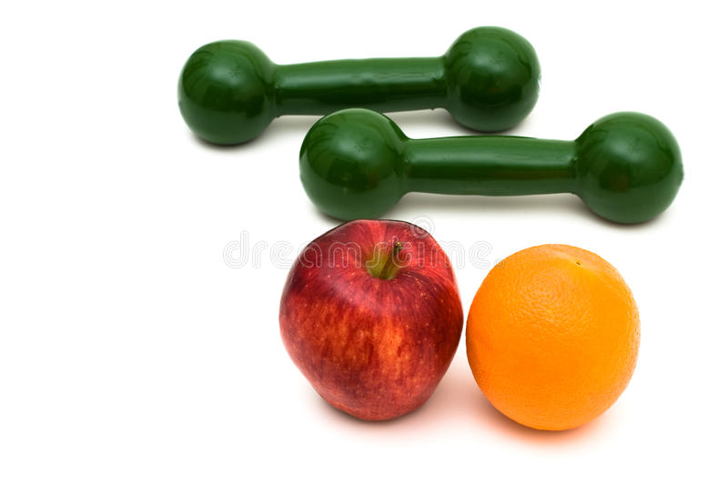 Download Healthy Living stock photo. Image of delicious, dumbbell - 12830120