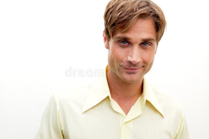 Download Healthy Man Smirking Stock Photos - Image: 10392713