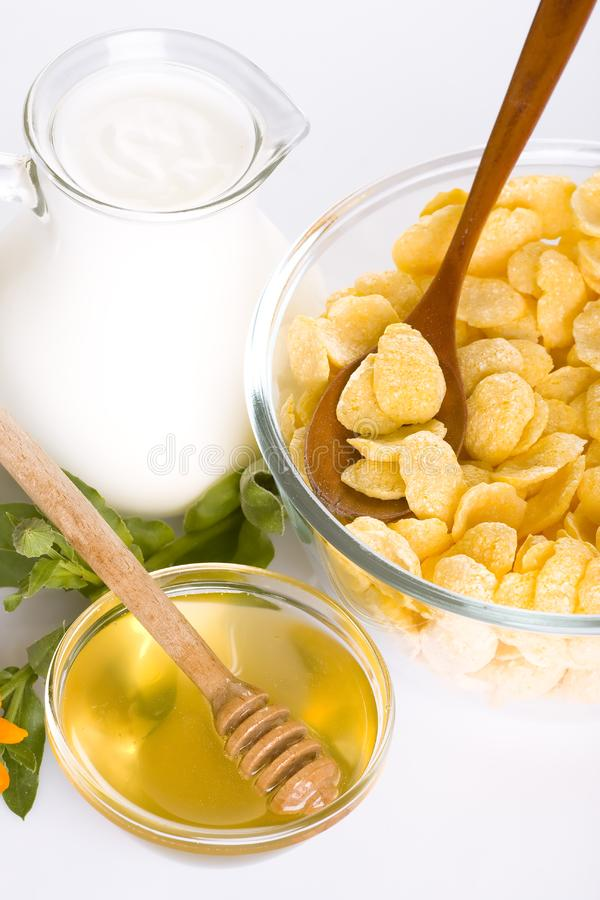 Healthy meal royalty free stock photos