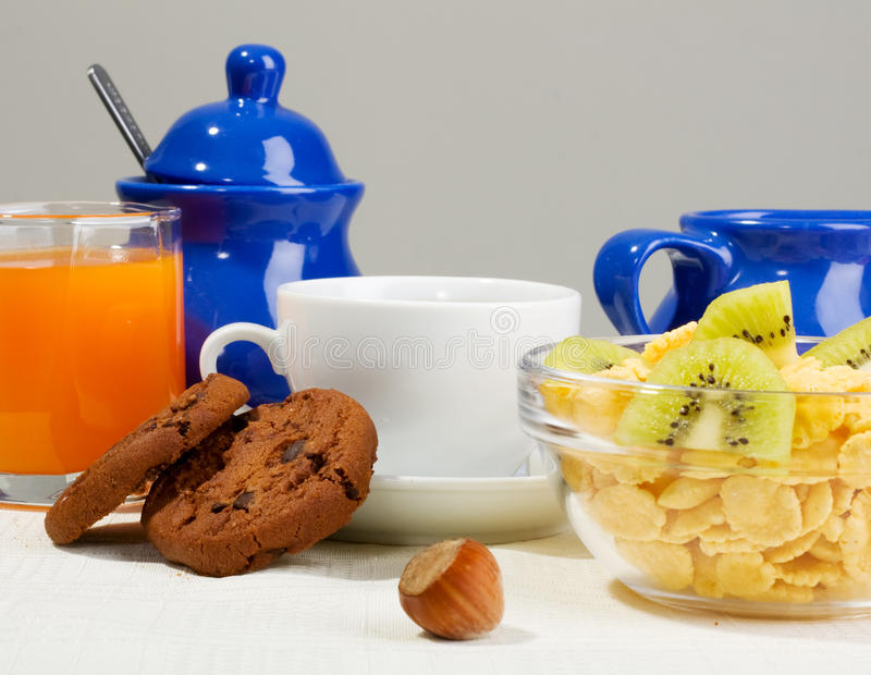 Download Healthy morning meal stock photo. Image of home, snack - 10096874