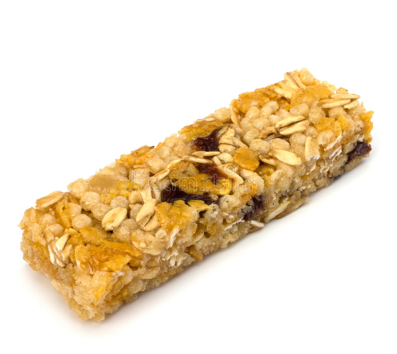 Healthy munchies stock photography