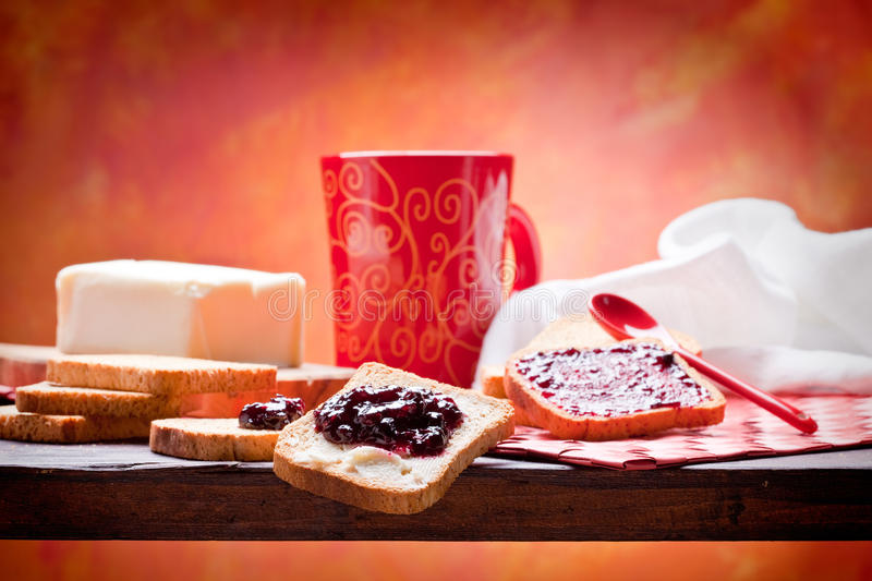 Download Healthy And Nutrient Breakfast Royalty Free Stock Image - Image: 13277436