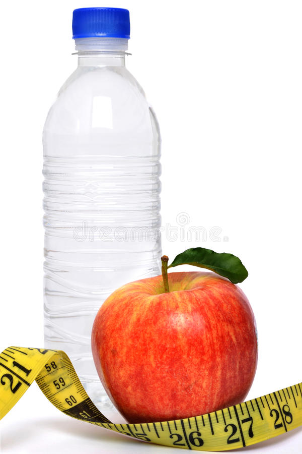 Download Healthy Objects stock photo. Image of bottle, isolated - 27658156