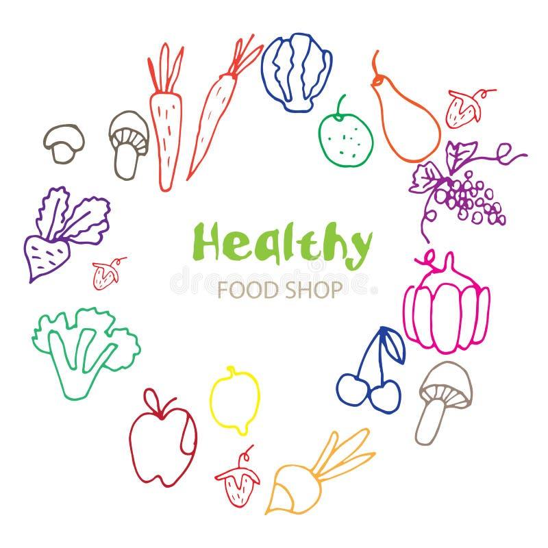 Free Healthy Organic Eco Vegetarian Food. Royalty Free Stock Photos - 68759698