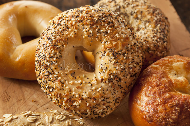 healthy organic whole grain bagel stock photo image of breakfast rh dreamstime com Grains Clip Art Black and White Hunger and Thirst Clip Art