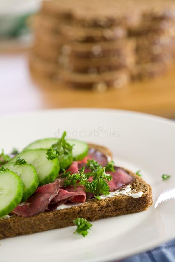 Free Healthy Sandwich Royalty Free Stock Photos - 4465848