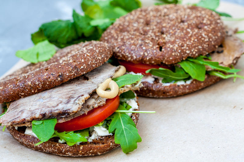 Download Healthy Sandwich Stock Photo - Image: 83703032