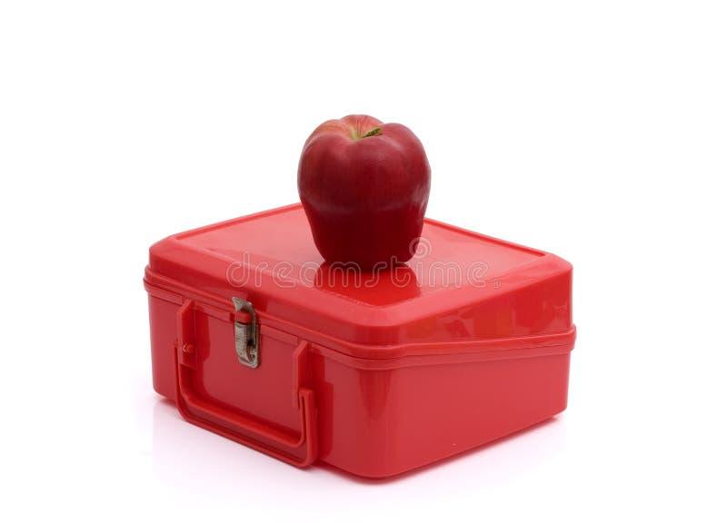 Download Healthy School Lunch stock image. Image of fruit, empty - 20158489