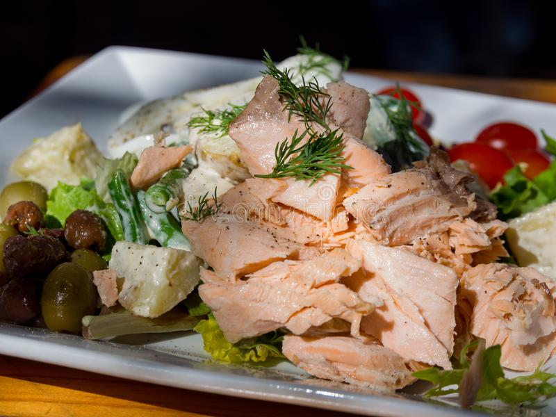 recipe: healthy seafood salad [28]