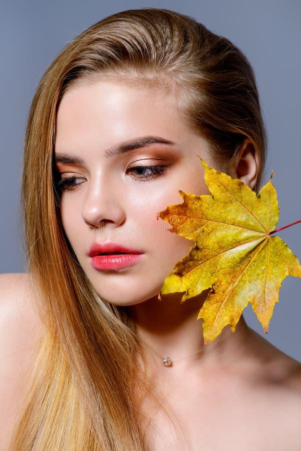 Healthy shiny skin royalty free stock photos