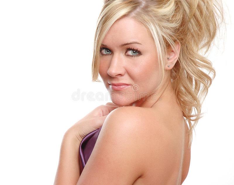Healthy skin royalty free stock images