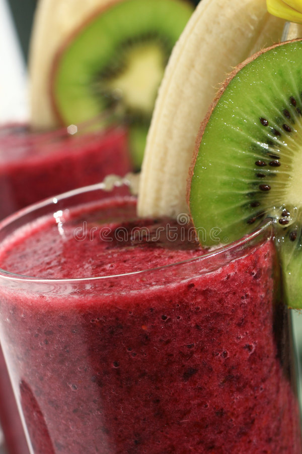 Healthy smoothie stock photography