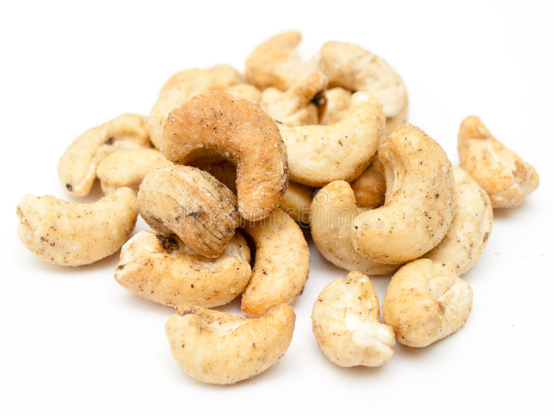 Download A healthy snack stock image. Image of cashews, fruit - 20481701