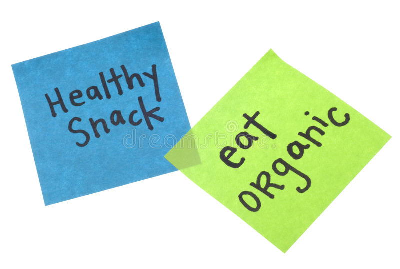 Download Healthy Snack Eat Organic stock image. Image of message - 20755151