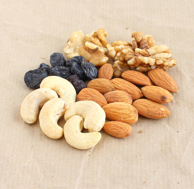 Healthy Snacks royalty free stock images