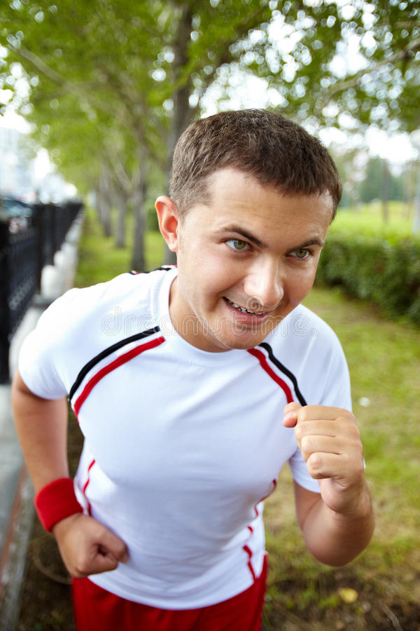 Download Healthy sportsman stock photo. Image of environment, active - 23637892