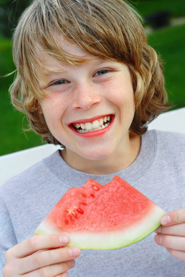 Free Healthy Summer Snack Royalty Free Stock Photo - 1787535