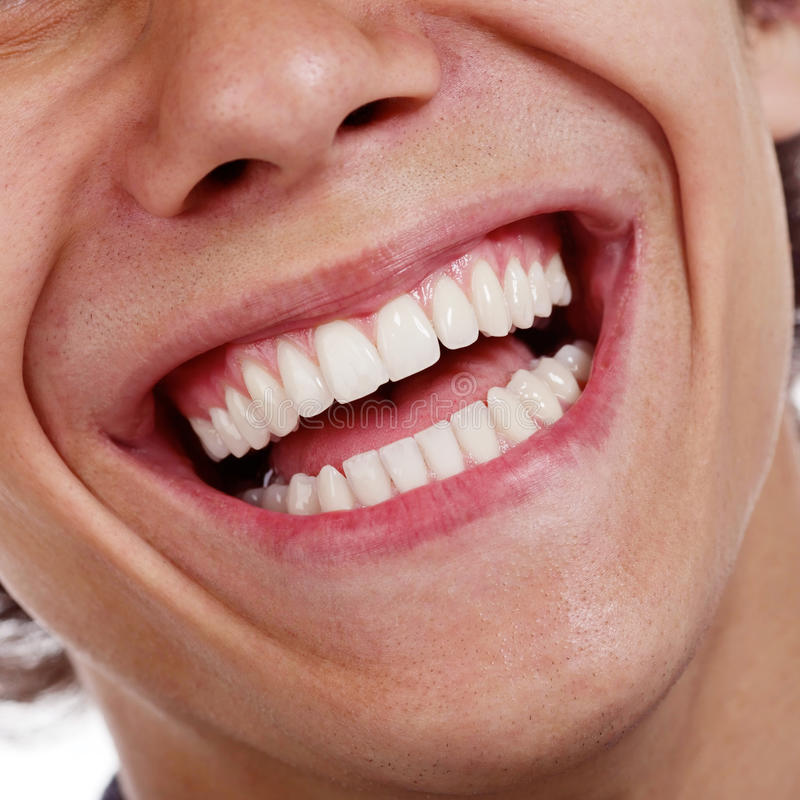 Free Healthy Teeth Closeup Royalty Free Stock Images - 32381949