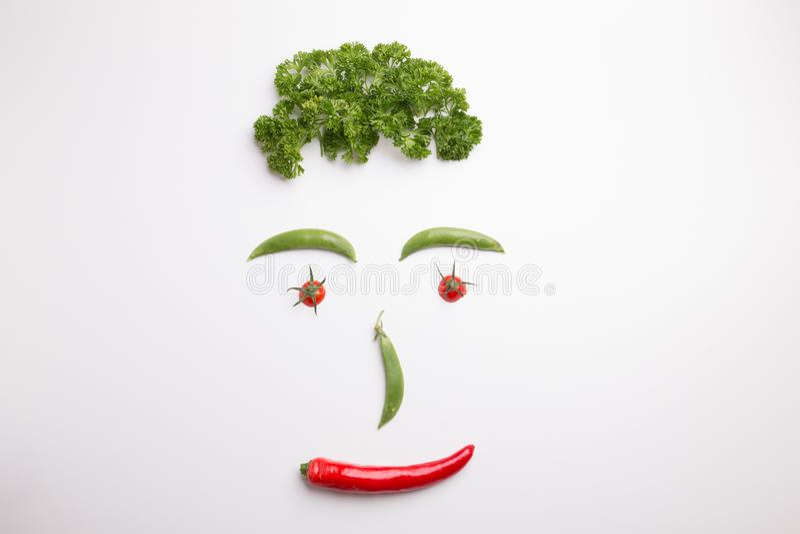 Healthy Vegetables stock foto