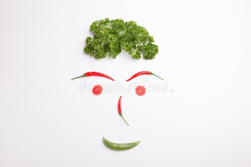 Healthy Vegetables royalty-vrije stock afbeeldingen