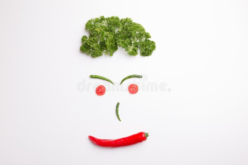Healthy Vegetables royalty-vrije stock afbeelding