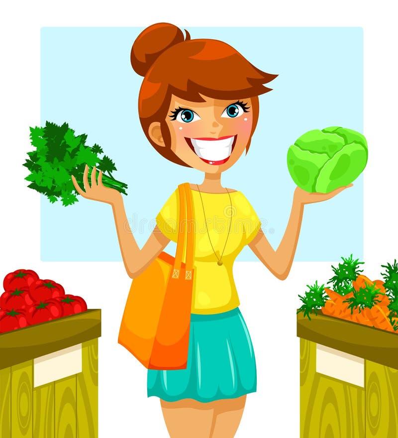 Download Healthy vegetables stock vector. Image of diet, image - 31402075