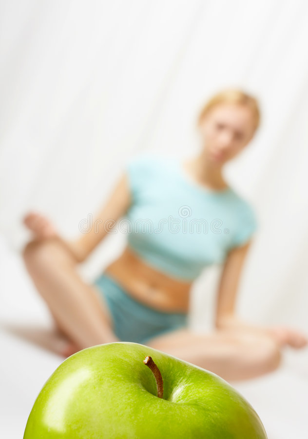 Healthy Way Of Life Royalty Free Stock Images