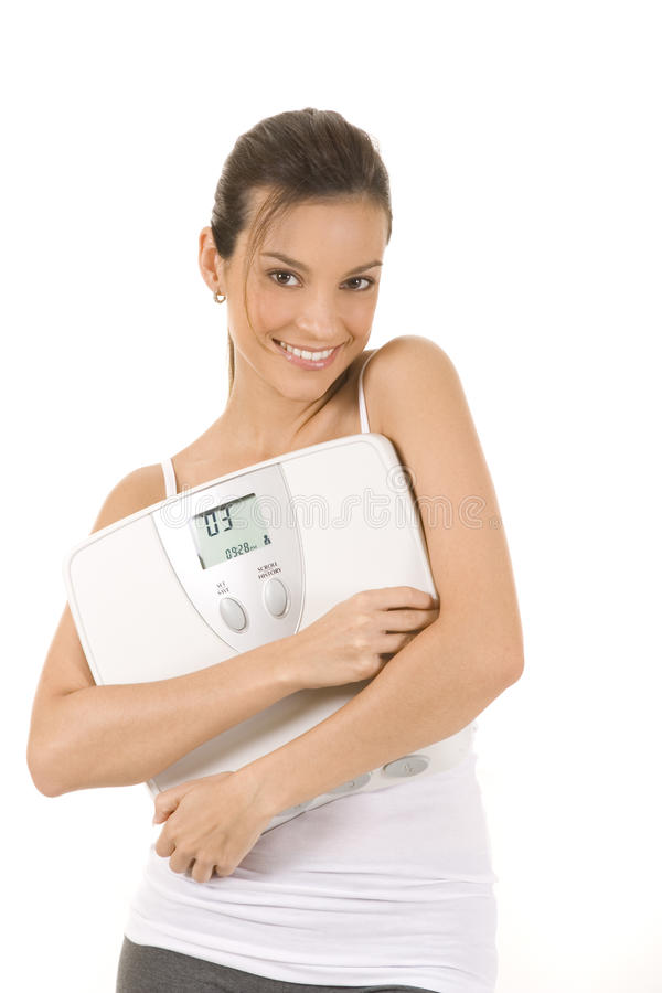 Healthy Weight royalty free stock images