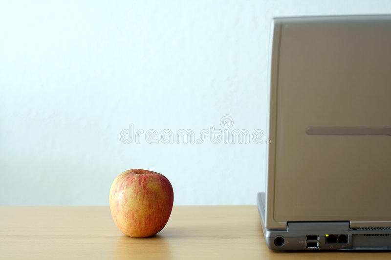 Healthy work royalty free stock photo