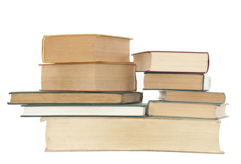 Download Heap of books stock image. Image of heap, hardcover, book - 22873185