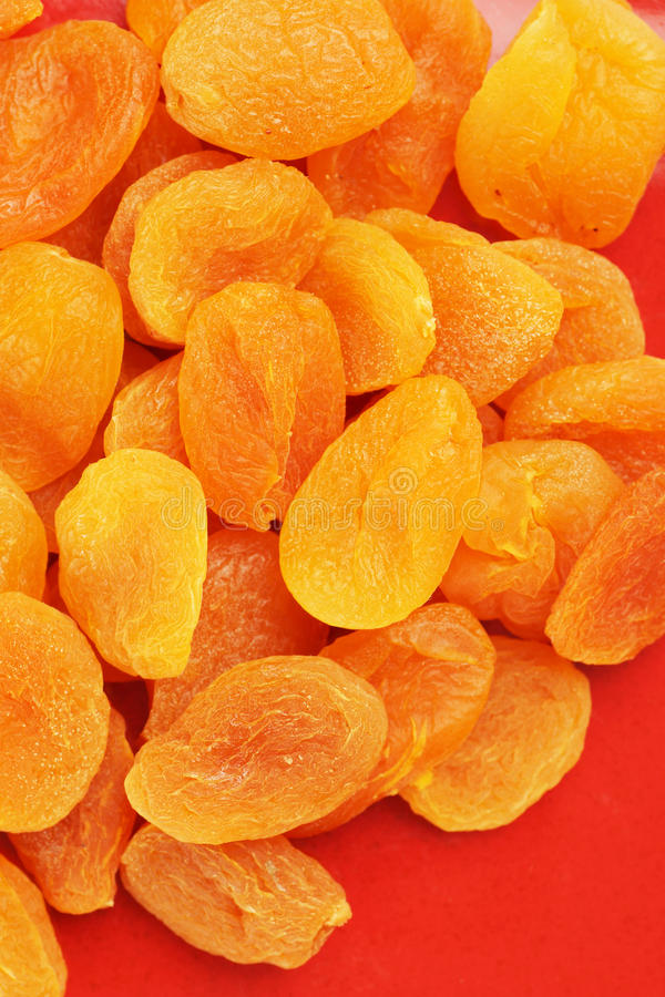 Download Heap of dried apricots stock photo. Image of closeup - 35741422