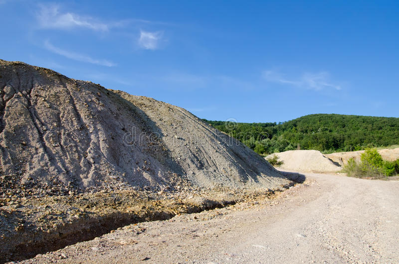 Download Heap Of Geology Material Royalty Free Stock Photos - Image: 20798828
