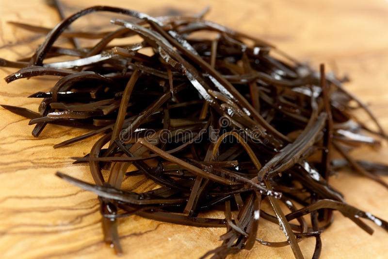 Download Heap Of Healthy Laminaria , Seaweed Stock Photo - Image: 12833864