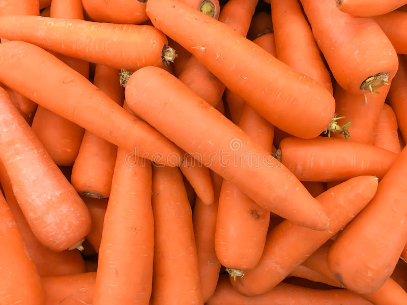 Heap loads of fresh orange carrot stock photos