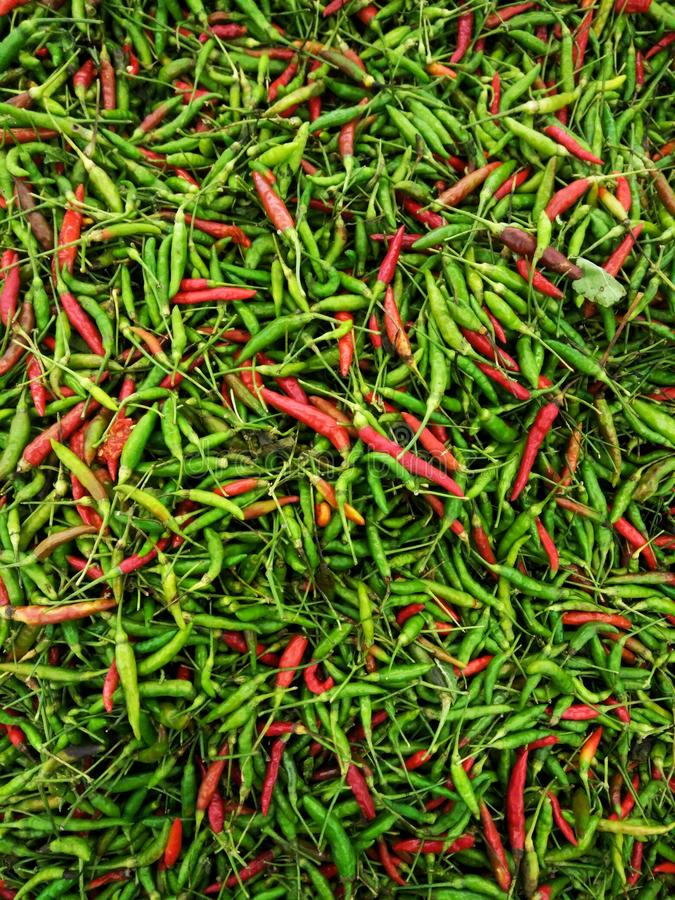 Free Heap Of Spicy Chilli Royalty Free Stock Image - 84972306