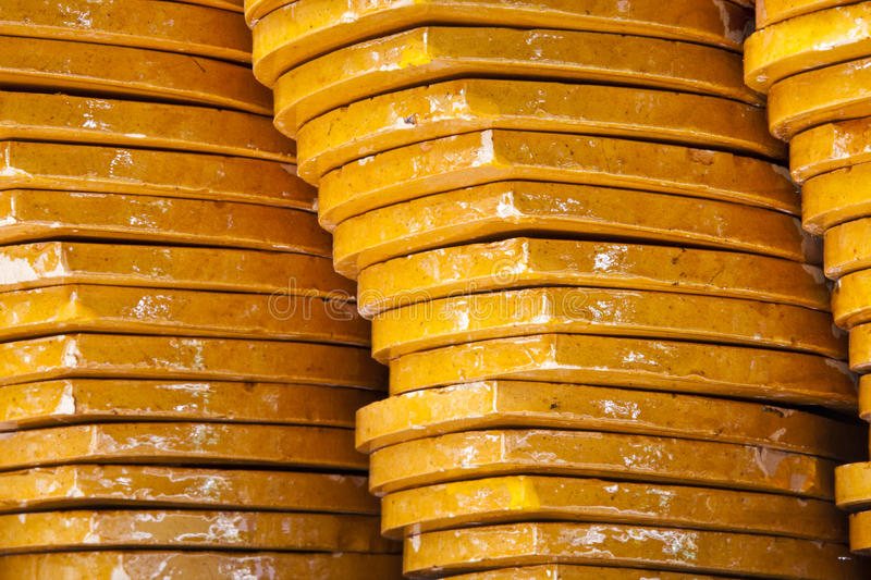 Download Heap of roofing tiles stock photo. Image of structure - 21439152