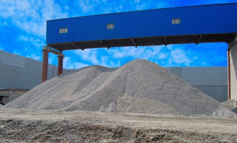 Download Heap of the rubble stock image. Image of nobody, sand - 9142781