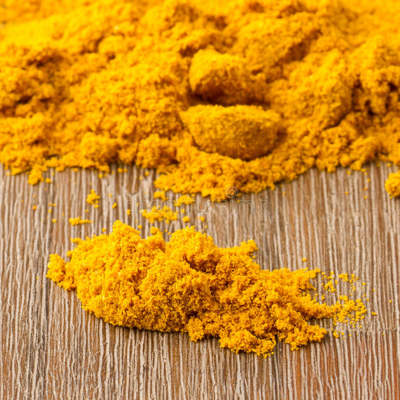 Download Heap of turmeric stock photo. Image of curry, color, cuisine - 26361958