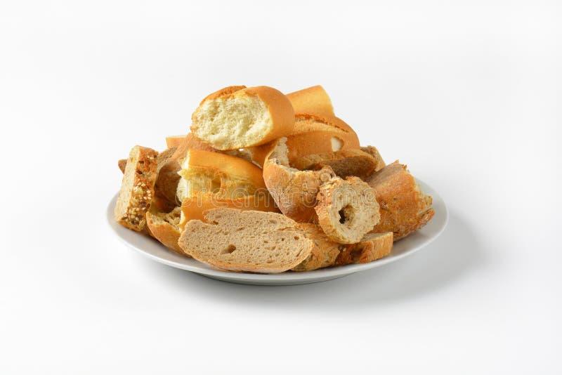 Heard breads stock image