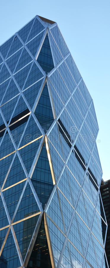 The Hearst Headquaters Building Editorial Stock Photo