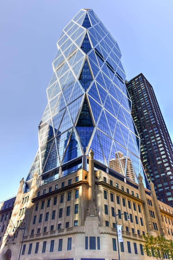 Hearst torn - New York City royaltyfri foto