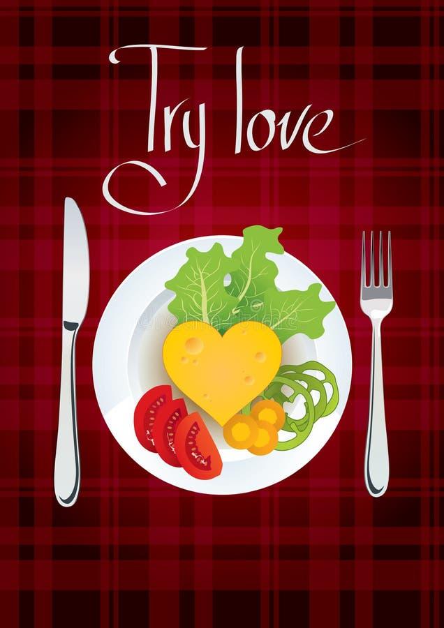 Heart_09 illustration stock