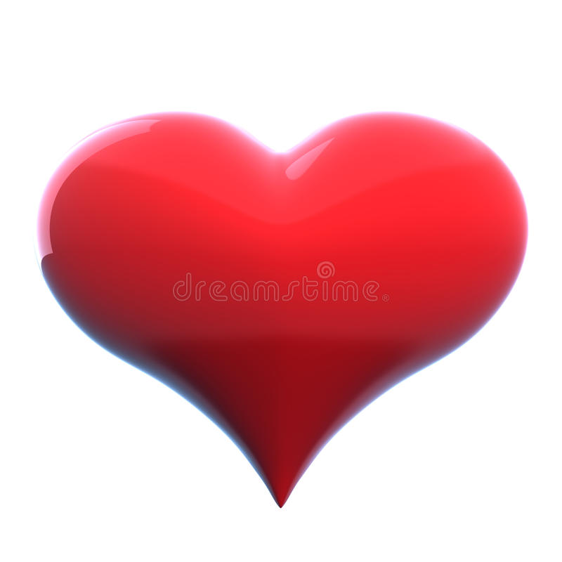 Download Heart stock illustration. Image of marriage, pair, harmony - 12538853